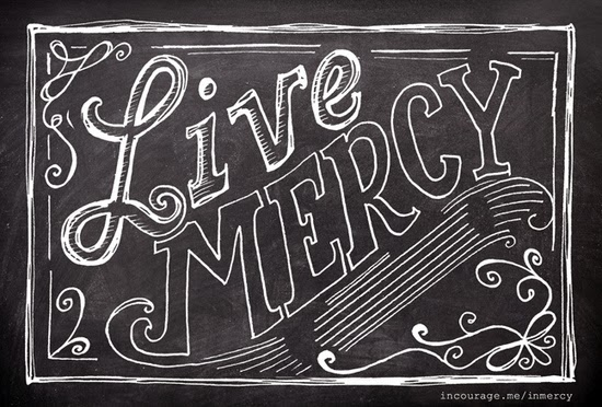 To Live In Mercy