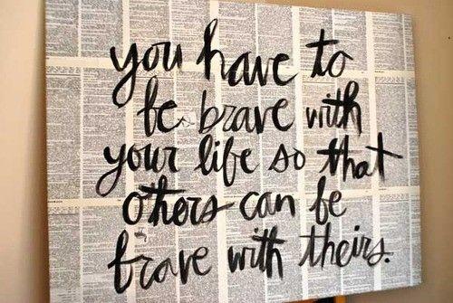 bravewithyourlife