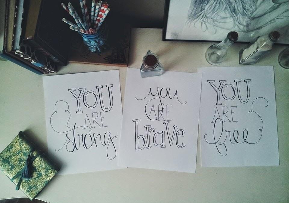 Choose Brave {Meet Aliza!}