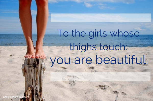 For The Girls With Thighs That Touch