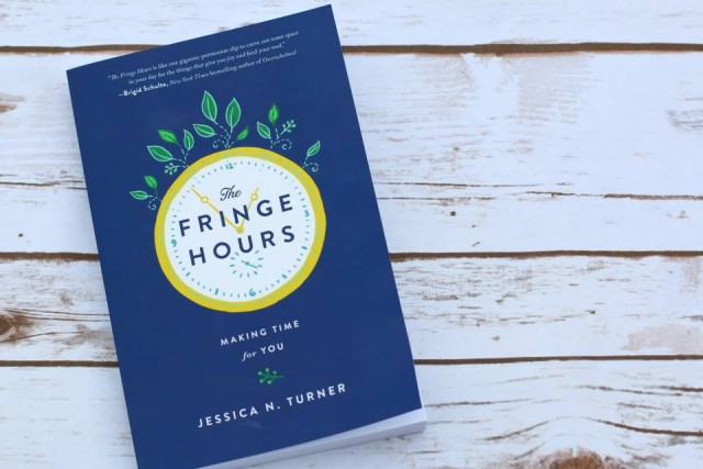 The Fringe Hours: Making Time for You, is a You-Can book, not a How-To book