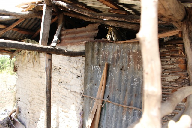Haitian house