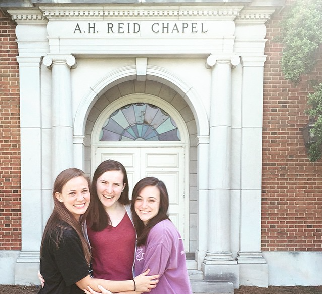 Reid Chapel at Samford University.
