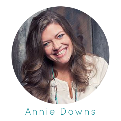 Annie Downs Blog