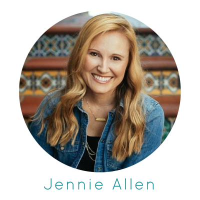 JennieAllenBlog