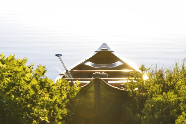 sunshine on boat // Acts 27