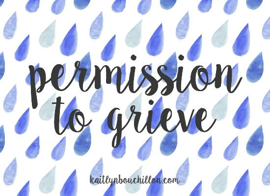 Permission to Grieve