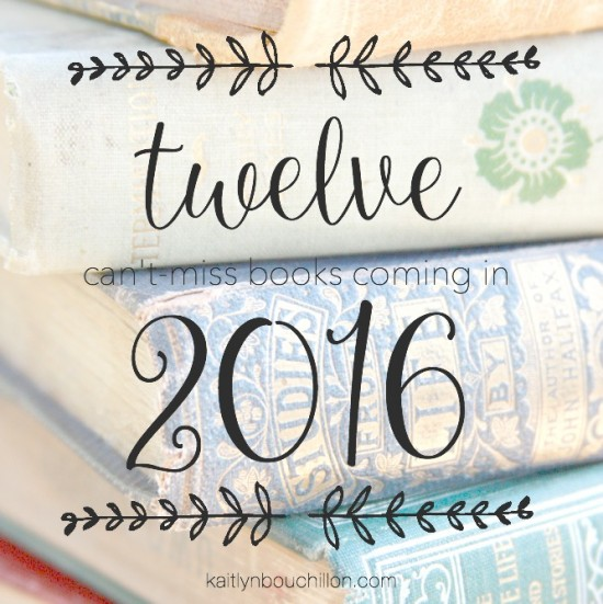 12 can't-miss books coming in 2016