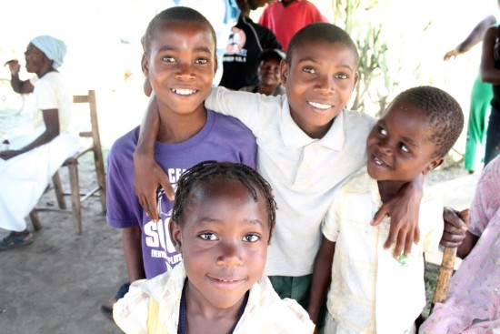 Haiti 2016 - children