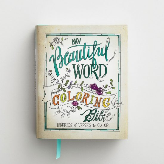 NIV Beautiful Word Coloring Bible