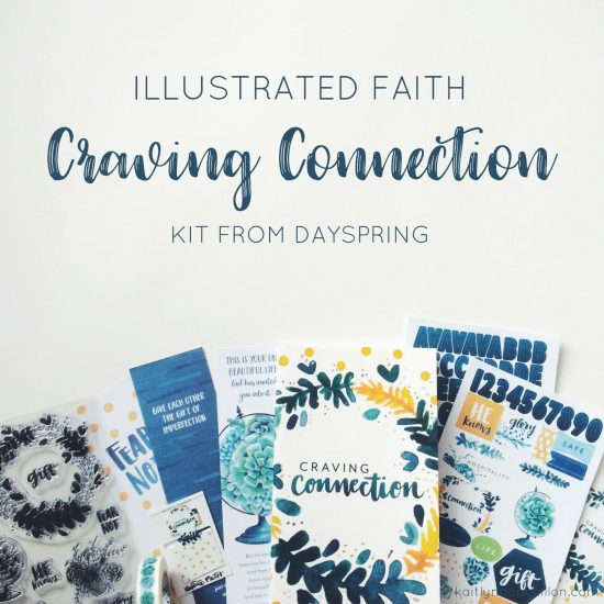 Illustrated Faith Craving Connection kit