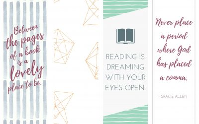 Four Free Bookmarks for You