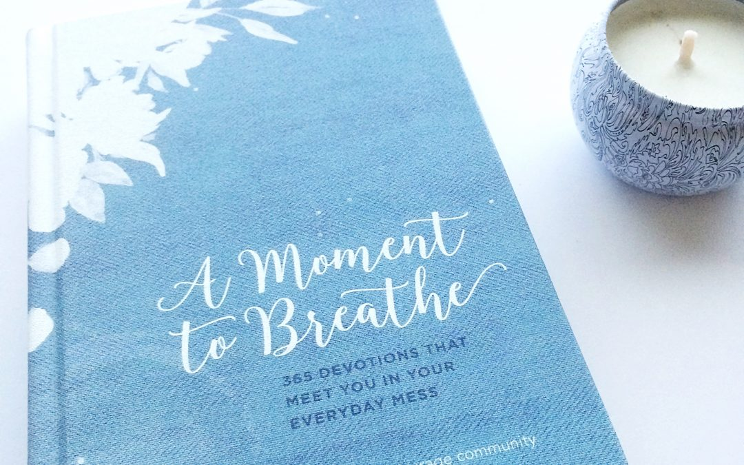 If You Need a Moment to Breathe, This Is for You {giveaway!}