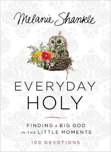Everyday Holy: Finding a Big God in the Little Moments by Melanie Shankle