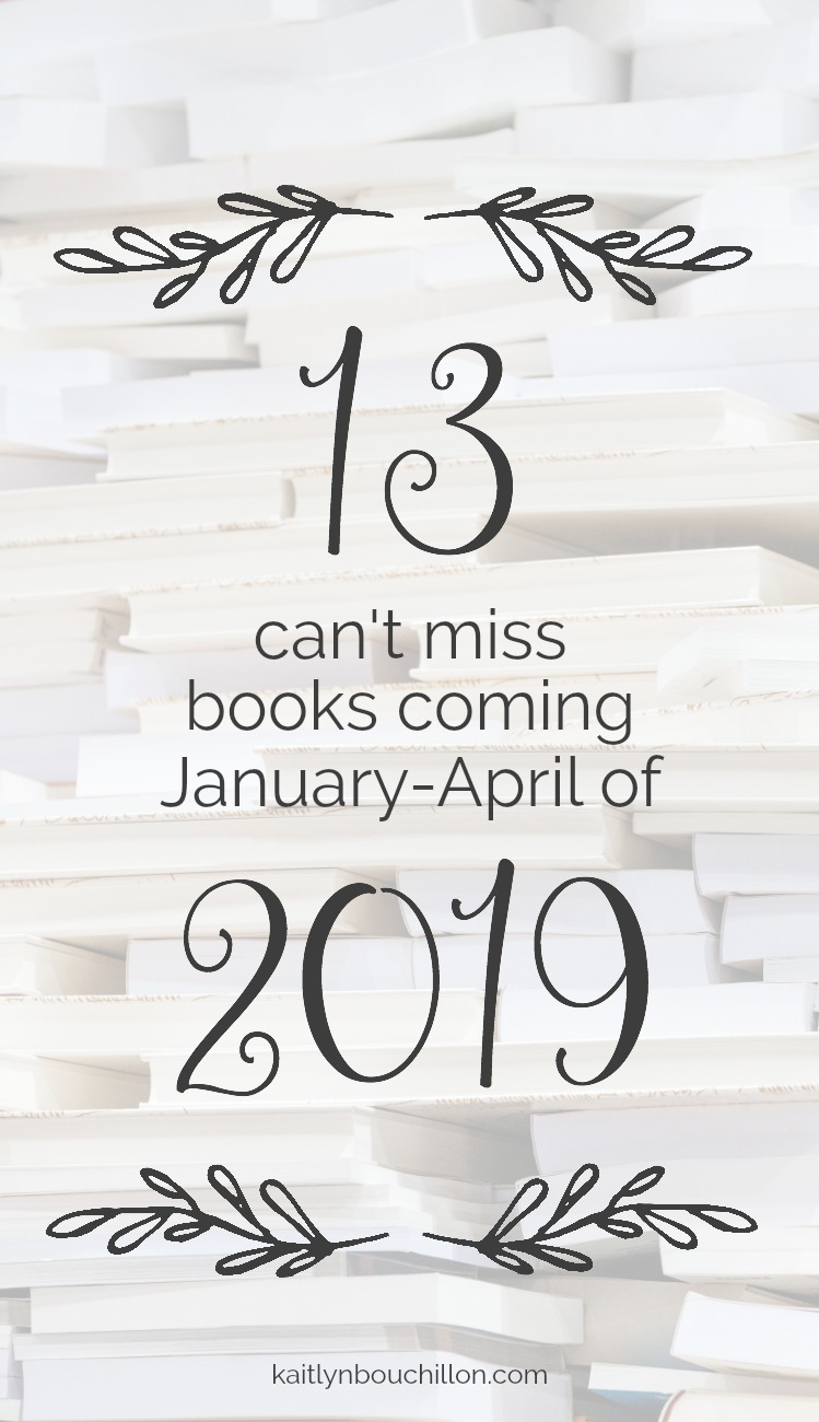 Oh my word! 13 can't-miss books coming in 2019.