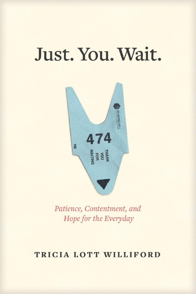 Just. You. Wait. by Tricia Lott Williford