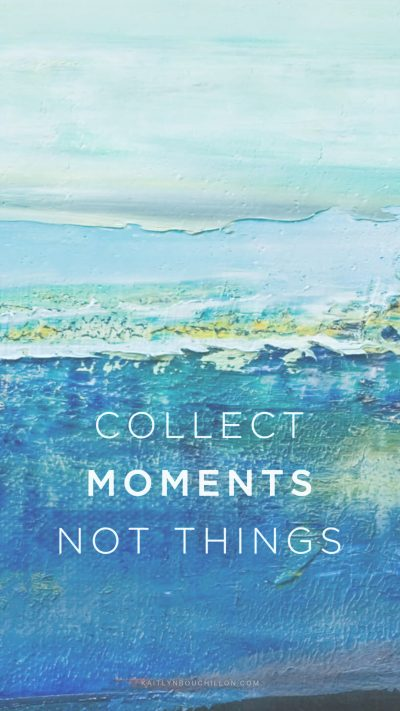 free iPhone lock screen: collect moments