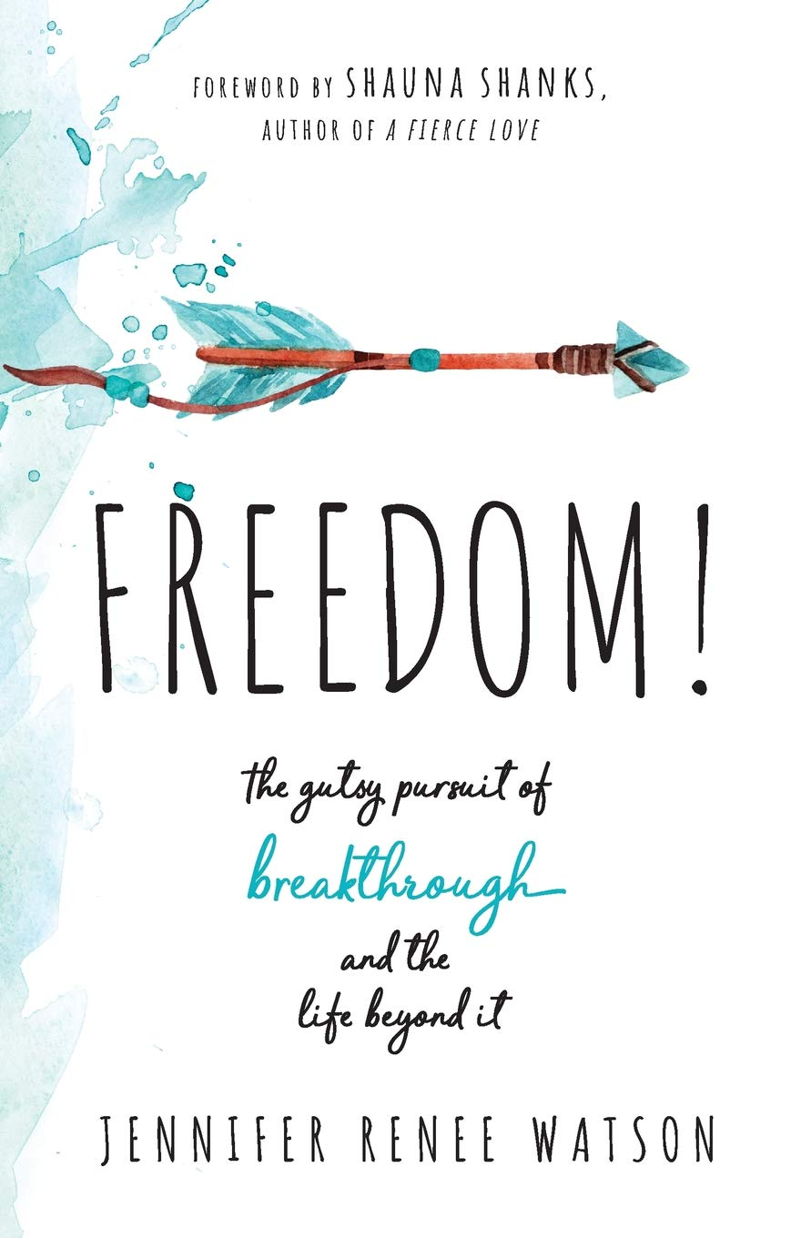 Freedom by Jennifer Renee Watson
