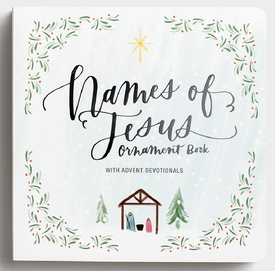 Names of Jesus - Advent Ornament Book